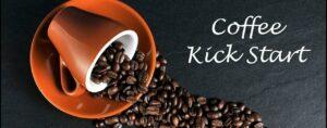 Coffee Kick Start Logo